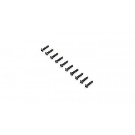 Button Head Screws M4x16mm (10)