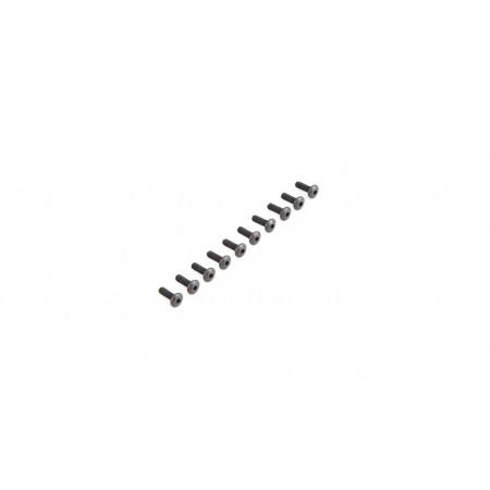 Button Head Screws M4 x 12mm (10)