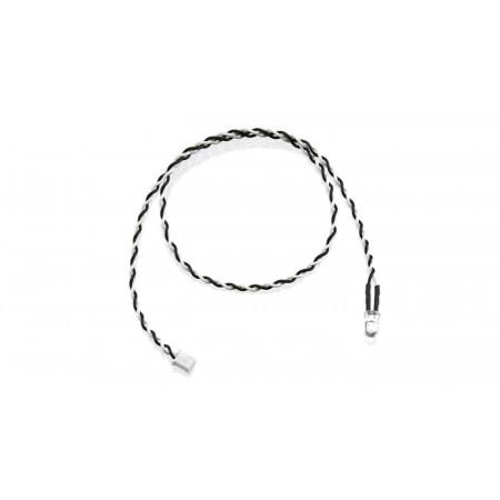 Single LED Light String White