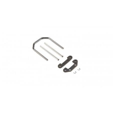 Front Hinge Pins and Brace Set: Baja Rey