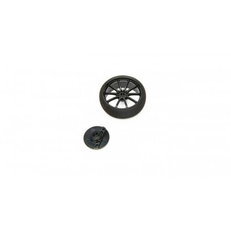 Large Wheel, Black: DX5 Pro/6R/5C