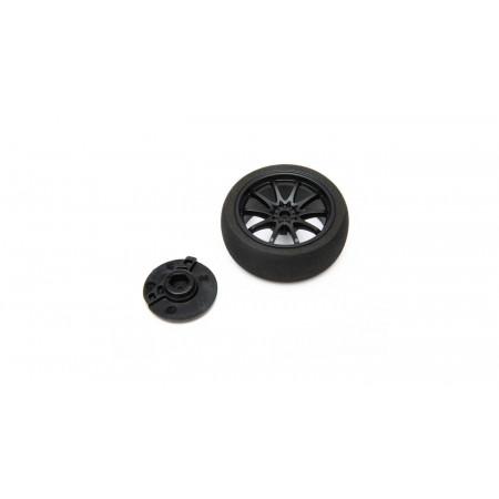 Small Wheel, Black DX5 Pro/6R