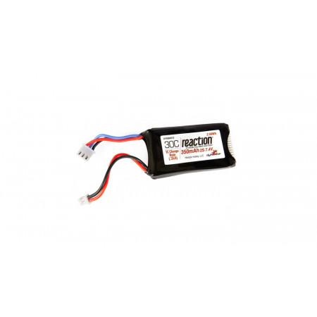7.4v 350mAh 2S LiPo Battery: PH 2.0