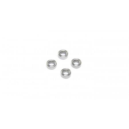 4 x 7 x 2.5mm Ball Bearing (4)