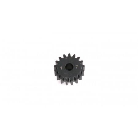 1.0 Module Pitch Pinion, 17T: 8E, SCTE