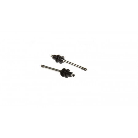 Tail Shaft with Pulley: Fusion 180
