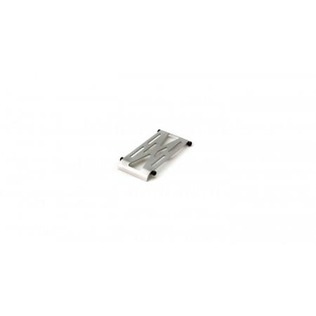 Battery Tray, Aluminum: 180 CFX
