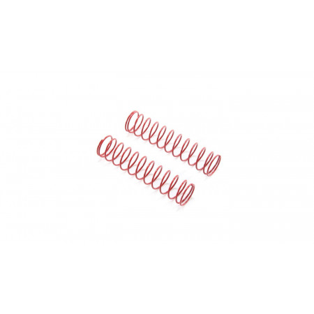 Spring 12.5 x 60mm 1.13lbs White, Red Springs (2)