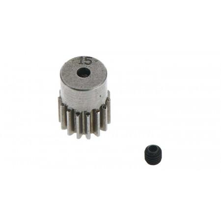 Pinion Gear 48P 15T 2.3 Motor Shaft