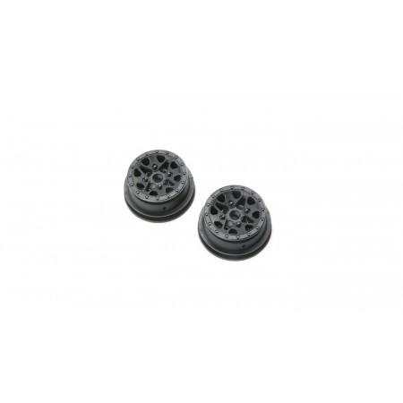 1.2 1.55 Can-Am Maverick X3 Wheel, Black (2pcs)