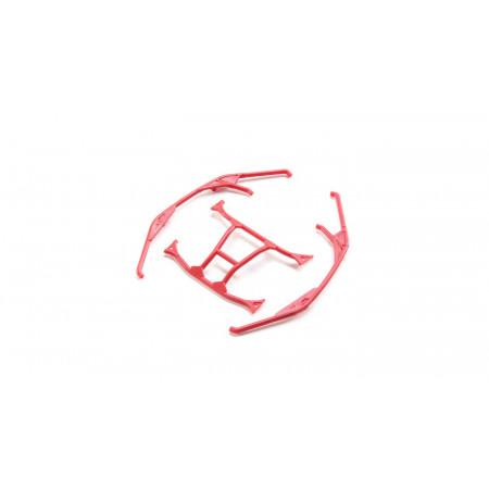 Can-Am Maverick X3 Cage, Red: Yeti Jr