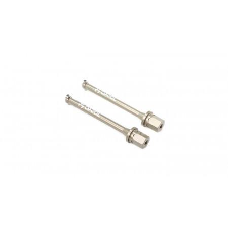 Rear Axle Shafts, Aluminum (2): Yeti Jr.