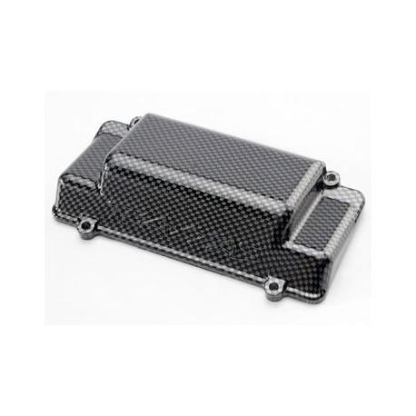 Batterilåda/ Stötfångare Bak Exo-Carbon