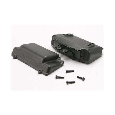 Batterilåda/ Stötfångare Bak