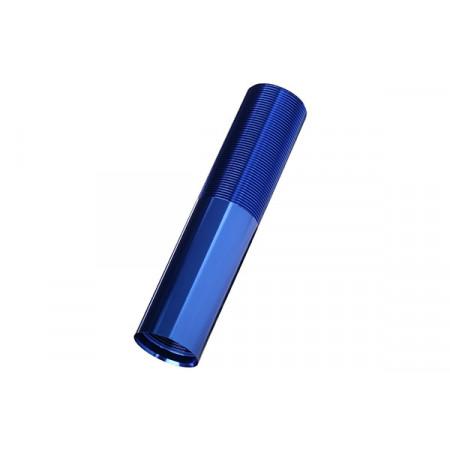 Stötdämparhus GTX Aluminium Blå (1)