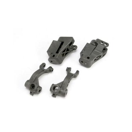 Traxxas 5536 Styrspindlar/ Casterblock 25gr (2+2) Jato