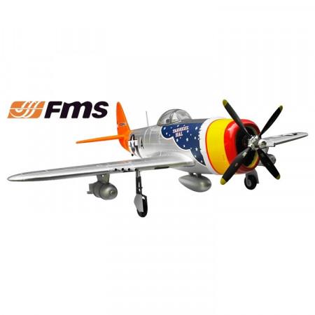 FMS P47 1400 PNP EPO Silver