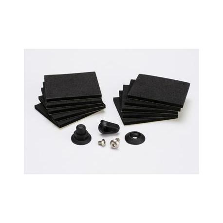 Foam-Plattor/ Huvstolpe (Set)