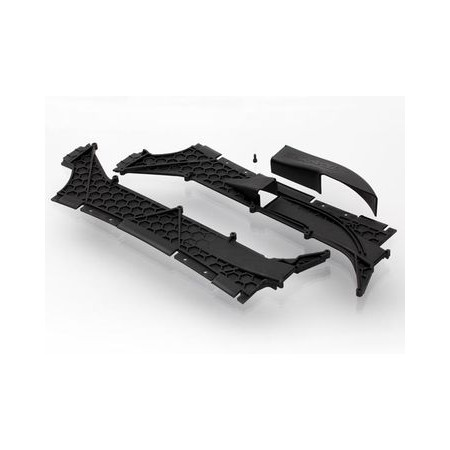 Traxxas 60 Tunnels, left & right/ vent cover (1)
