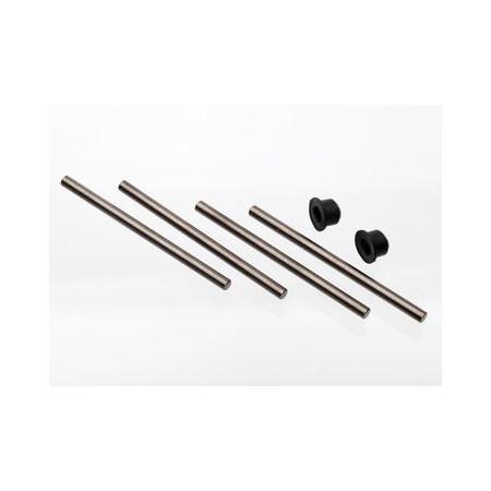 Suspension pins, font & rear (4)/ tie bar bushings