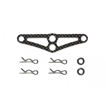 TC CARBON CROSSMEMBER FRONT