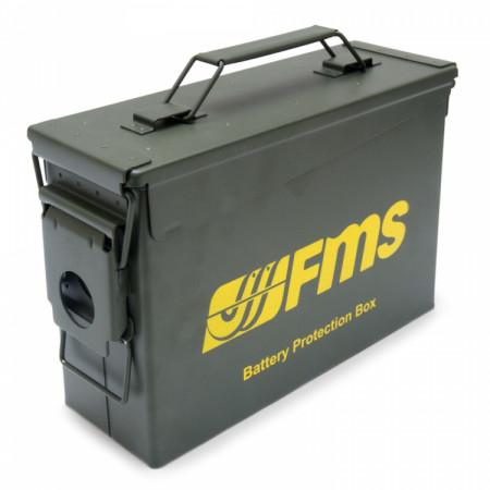 Batteri Säkerhetslåda Liten 279x97x185mm