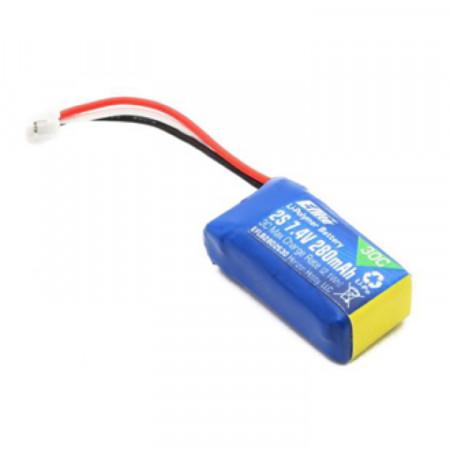 E-Flite - 280mAh 2S 7.4V 30C LiPo