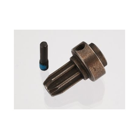 Drive hub, front, hardened steel