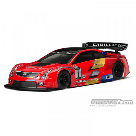 Cadillac ATS-V.R Kaross 200mm