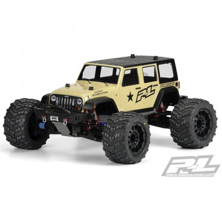 Jeep Wrangler Unlimited Rubicon Kaross