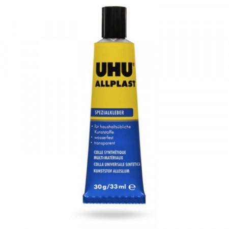 UHU Allplast Tub 33ml
