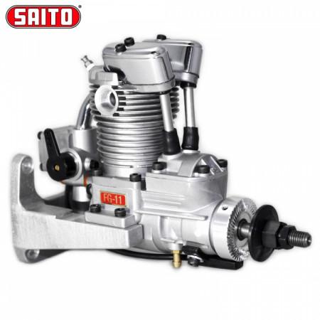 Saito FG-11A 11cc 4-takts Bensinmotor