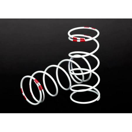 Stötdämparfjäder Vit (GTR Long) (0.810 rosa) (2)