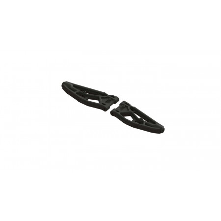 Front Lower Suspension Arms, 135mm (1 Pair)