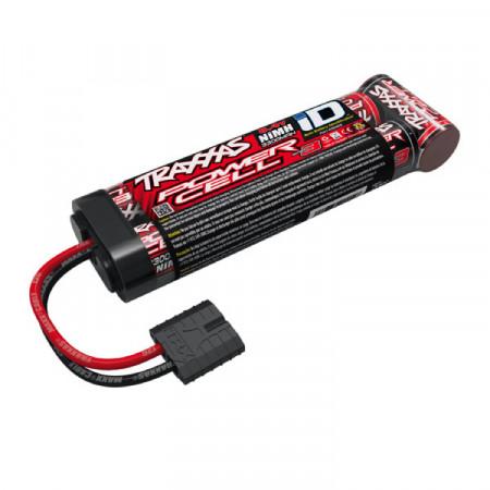 Traxxas NiMH Batteri 8,4V 3300mAh Series 3 iD-kontakt