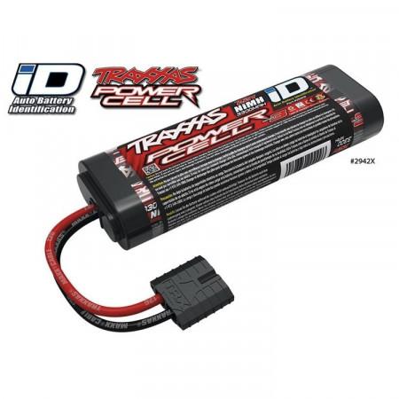 Traxxas NiMH Batteri 7,2V 3300mAh Series 3 iD-kontakt