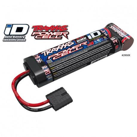 Traxxas NiMH Batteri 8,4V 4200mAh Series 4 iD-kontakt
