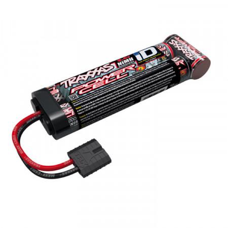 Traxxas NiMH Batteri 8,4V 5000mAh Series 5 iD-kontakt
