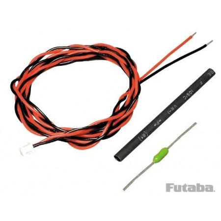Kabelset Extern Volt R7003SB, R7008SB & R7018SB(CA-RWIN-700)