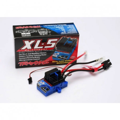 Traxxas Fartreglage XL-5