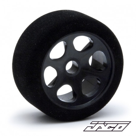 Framhjul Foam Purple med/soft Pan-Car 1:10