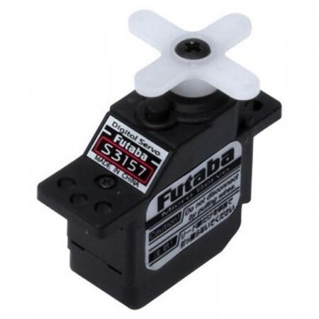 Futaba S3157 Digital Micro-Servo 1.7kg 0.09s