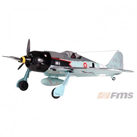 FMS FW190-A8 1400 PNP Camo