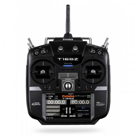Futaba T16SZ Radio - R7008SB - FASSTest, FASST, T/S-FHSS