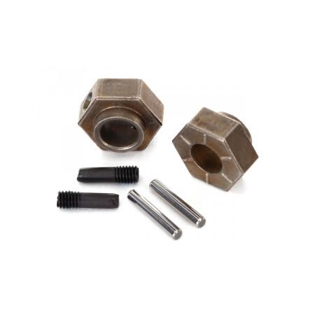 Hjulhubbar 12mm hex TRX-4 (2)