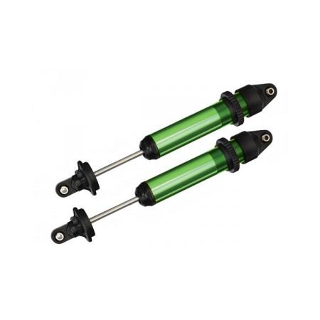 Stötdämpare GTX Aluminium Grön (2)