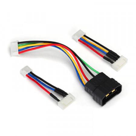 Adapterkabel Li-Po iD-TRX spänningsmätning