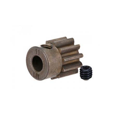 Pinion Drev 11T 1.0M Pitch för 5mm Axel