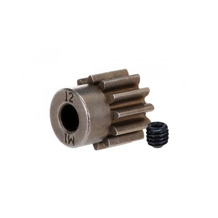 Pinion Drev 12T 1.0M Pitch för 5mm Axel