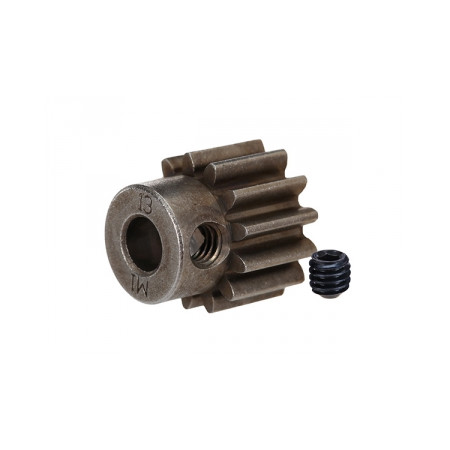 Pinion Drev 13T 1.0M Pitch för 5mm Axel